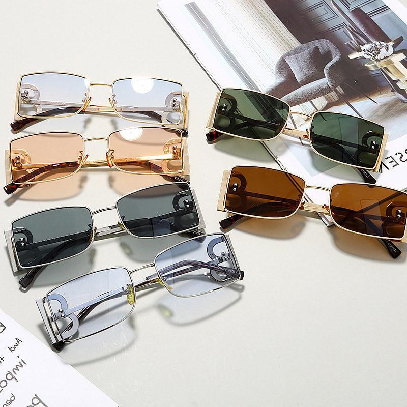 TTLIFE 2020 Sıcak Polarize Kadınlar Rhinestone Güneş Gözlükleri Kadın Koruma Moda Güneş UV400