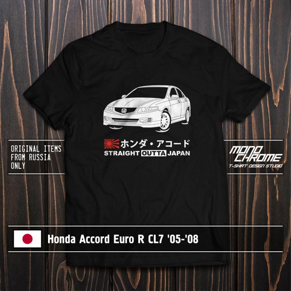 T-Shirt Accord Euro R CL7 '05 '08