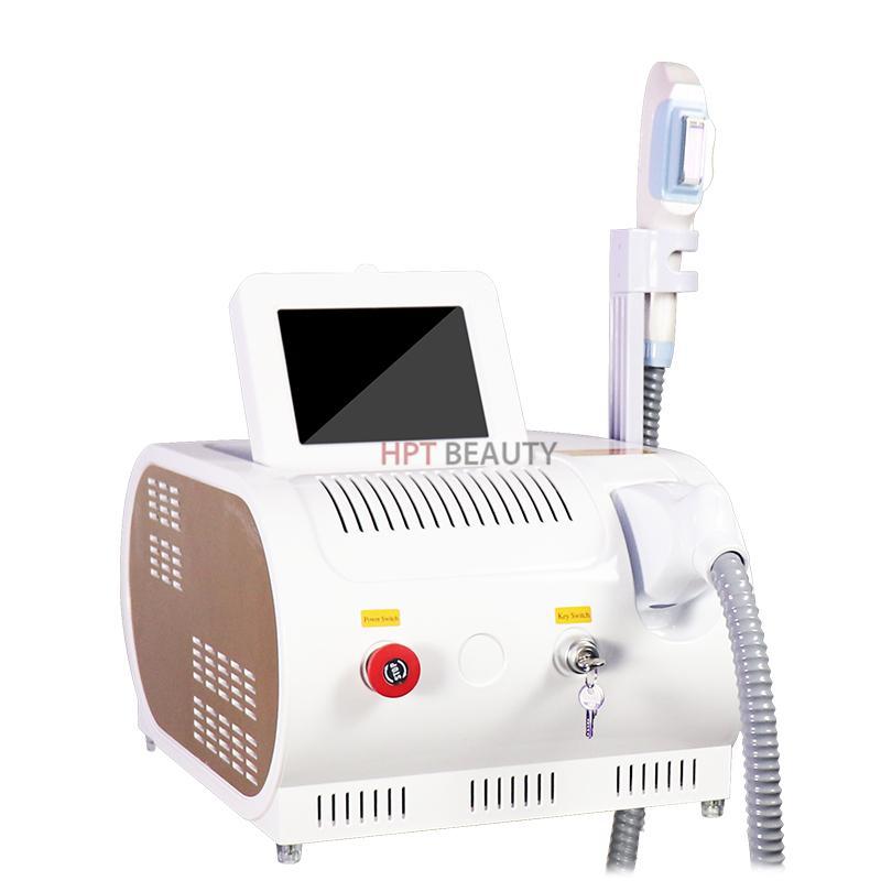 Équipement Salon diode épilation au laser épilation au laser pour la machine ipl face à la peau ipl SHR dans la technologie de mouvement
