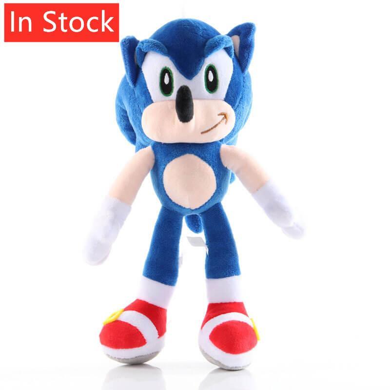 Sonic the Hedgehog Plush Toys Stuffed Animals Soft Toys Anime Doll Plushy 28 cm / 11 inch