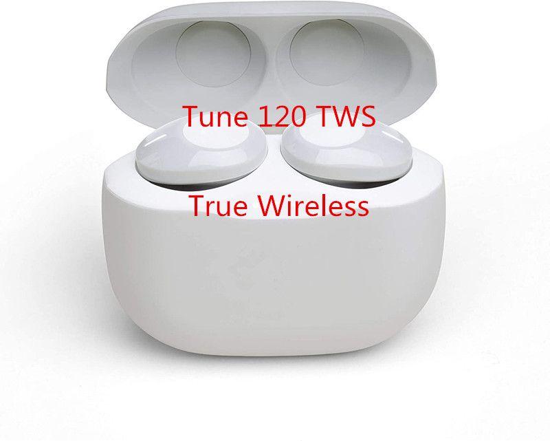 JJL T120 Wahre Wirelss in-Ear-Kopfhörer mit Touch Control TUNE Bluetooth Kopfhörer-Top-Qualität