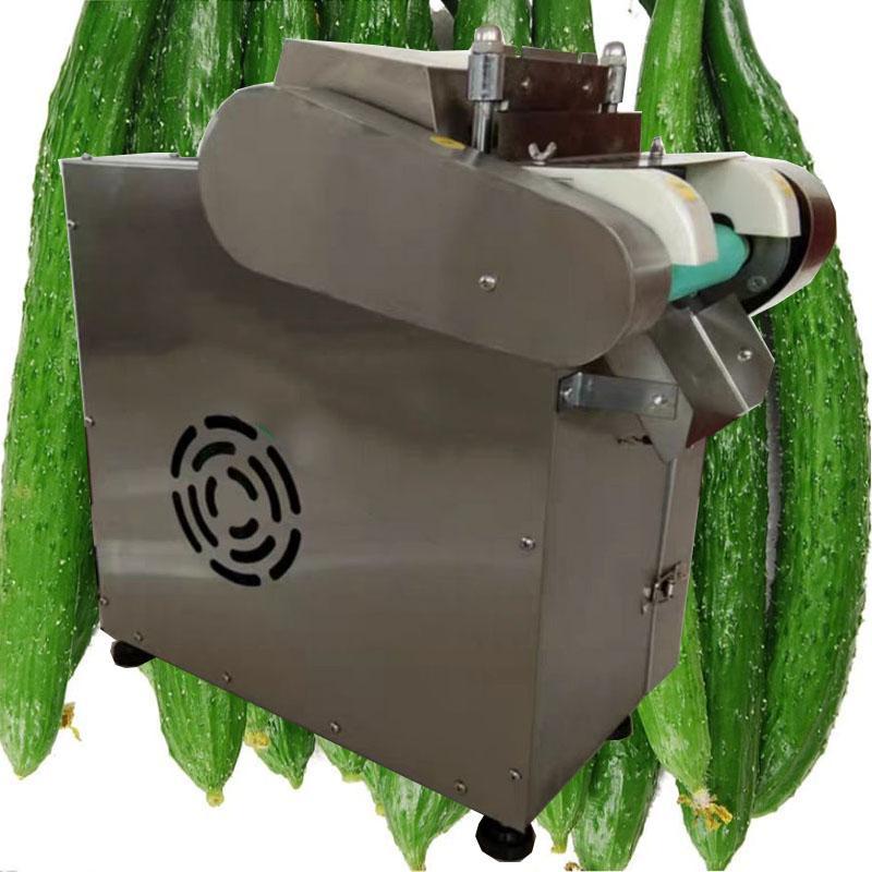 2020 LEWIAO LB300 coupe-légumes tranche commerciale de cantine entièrement automatique multifonctionnel segment D électrique commercial coupe-légumes