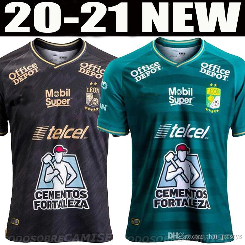20 21 Liga MX CLUB LEON home soccer jersey 2020 2021 Mexican CLUB LEÓN away jersey Mexico camiseta de fútbol football shirt thailand quality