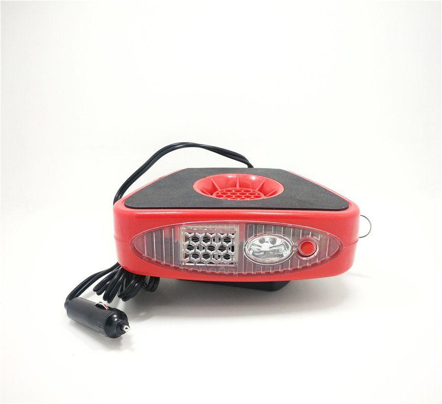 12V 150W 3 Hour Timer Ceramic Heater Defroster Demister