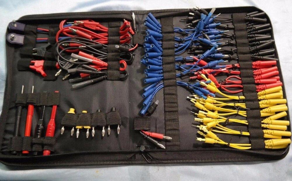 MST-08 السيارات اختبار الرصاص اختبار الكهربائية متعددة الوظائف اختبار الدوائر يؤدي Vu3I #