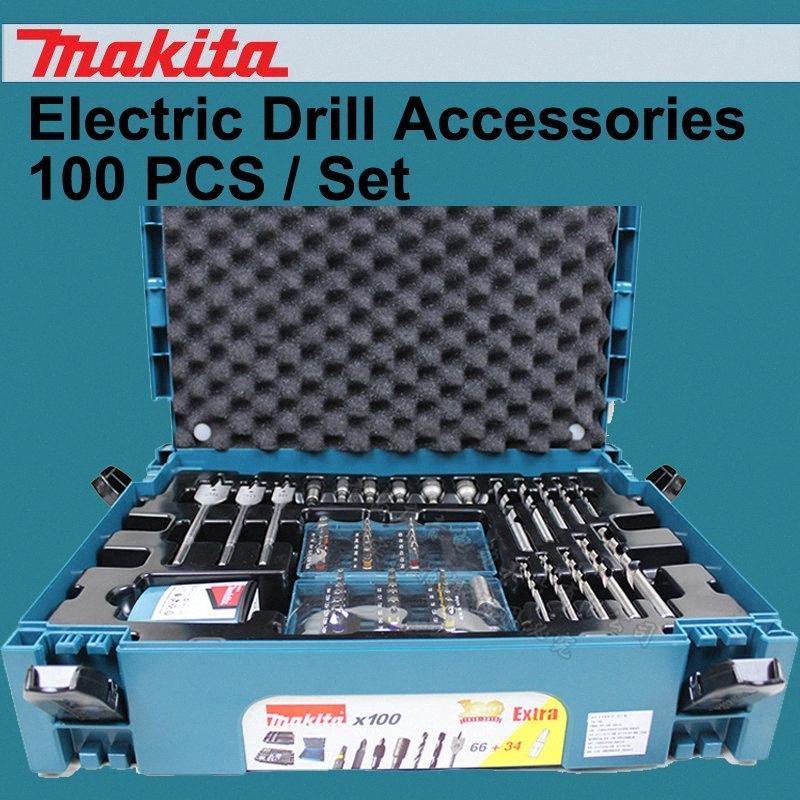 Giappone metallo lavorazione del legno trapano Punte cacciavite a testa cilindro Toolbox elettrico Drill Accessori 100PCS / set LLy1 #