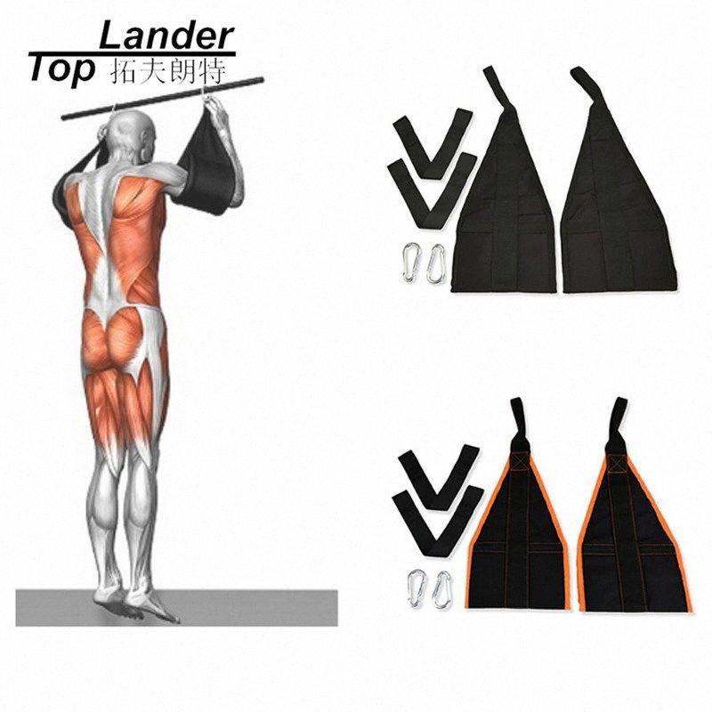 Suspension Training forza tangenziale fino muscolo del corpo esercizio addominale Cintura Home Fitness Attrezzatura Chin up BarSling Hanging AB cinghie XB3I #