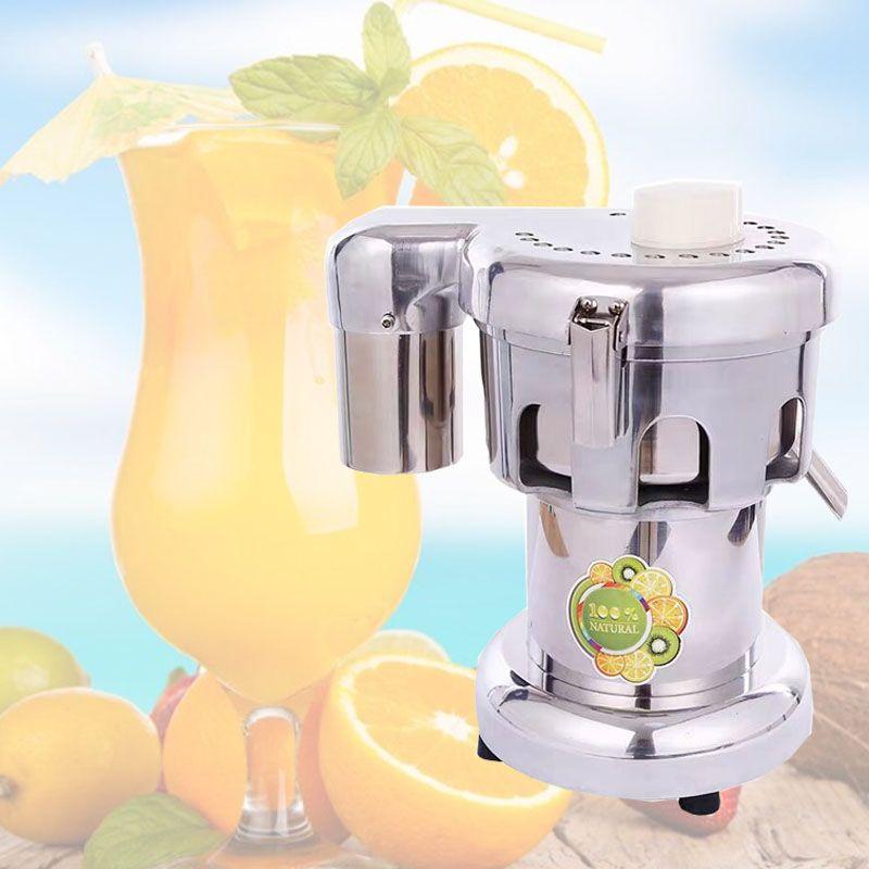 220V WF-A3000 acero inoxidable último estilo industrial de extracción de jugo de naranja extractor de jugo de prensa máquina automática vegetales de frutas cítricas de limón ju