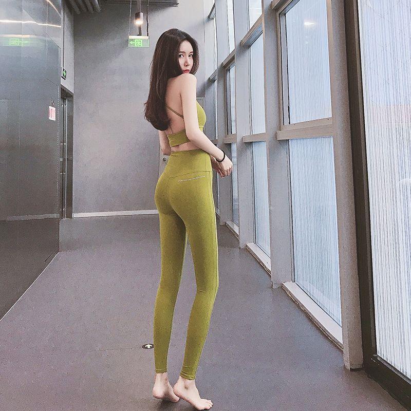 USA Pro Leggings Sport Fitness Yoga Donna