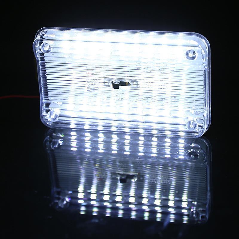 12V 36 LED سيارة مركبة قبة السقف ليلة ضوء السقف مصباح القراءة الجذع للسيارات الخفيفة مصباح عالية الجودة صديقة للبيئة