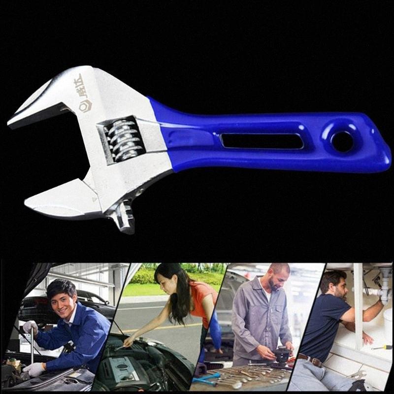 Universal-Schraube Reparatur-Legierung Mini Spanner Handwerkzeuge tragbare verstellbare Muttern Disassemble Schlüssel Key Maximum 24mm IuZp #