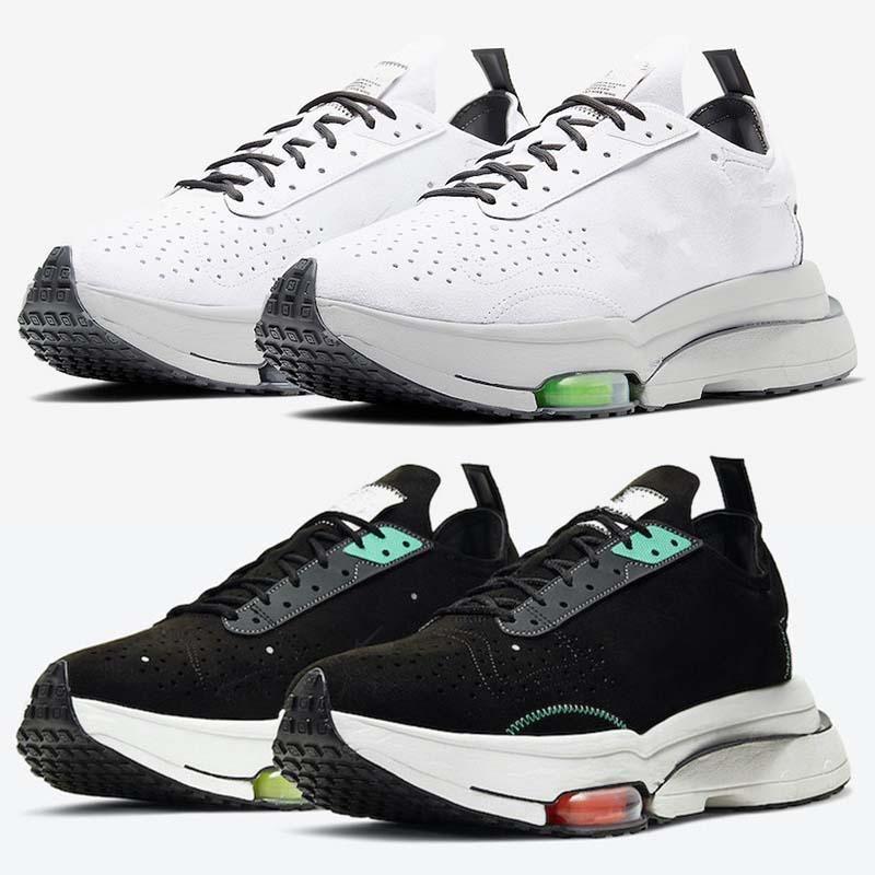Yeni Zoom Türü N.354 Menta Siyah Zirve Beyaz Ayakkabı Erkekler Kadınlar Zoomx Des Chaussures Mens açık hava spor eğitmenleri spor ayakkabı boyutu 36-45 Koşu