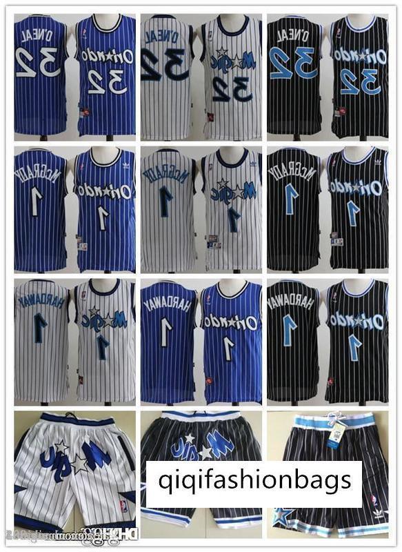 Mientras Orlando 13; mágico 32 Shaquille 13; O Neal Penny 13; Hardaway 1 Tracy \ 35; 13; McGrady pantalones cortos de baloncesto