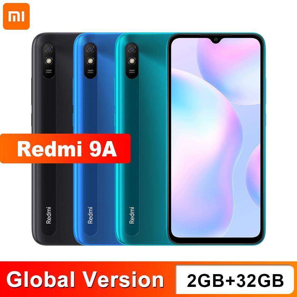 Global Version Xiaomi Redmi 9A 2GB 32GB