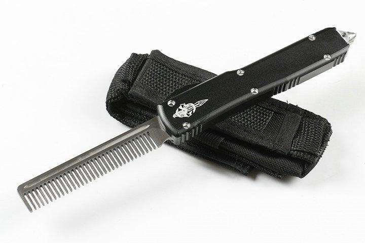 A5 A6 pente CNC dupla ação tática autodefesa dobrável EDC dom faca automática facas automáticas auto faca xmas