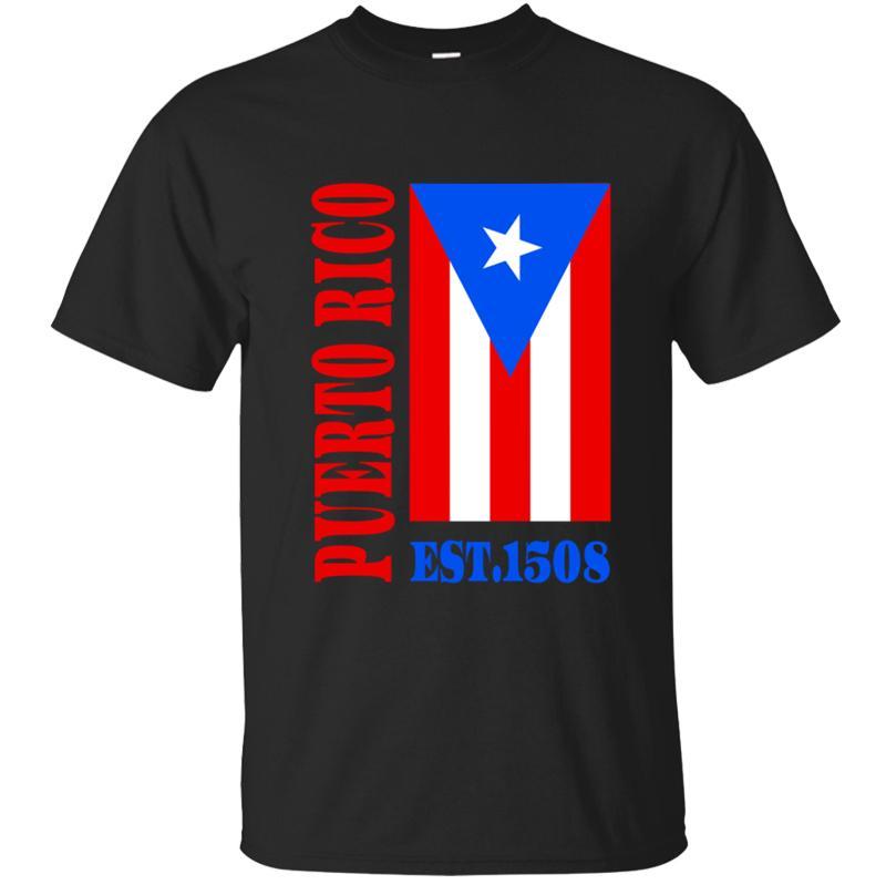 Лучшее качество Пуэрто-Рико Фонд 1508 Футболки Футболка Мужчина тенниска Mens Basic Твердой Фитнес Короткие рукава Hiphop Dry Fit