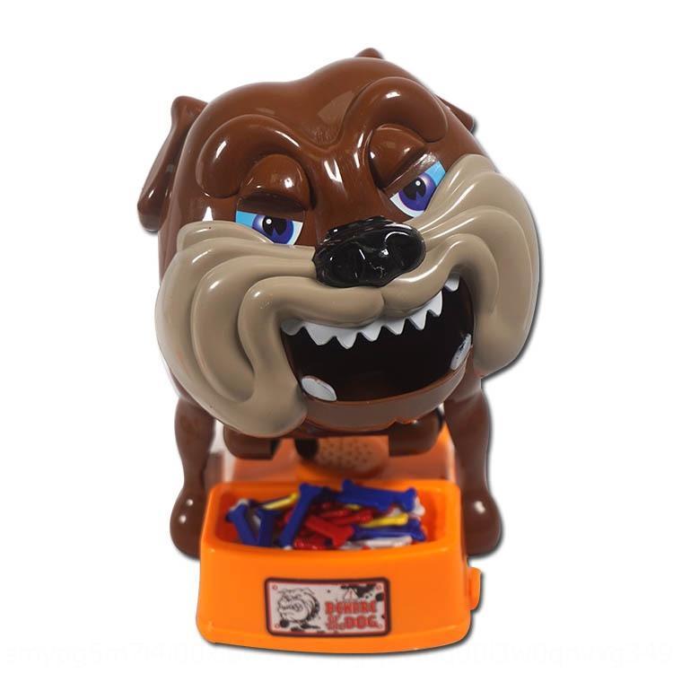 الأطفال الصورة الإبداعية هدية لعبة العاب لعبة سطح المكتب سحر اللعب حذار من الكلاب الشر عض الأصابع الهدايا الإبداعية