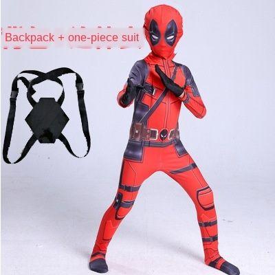 XWvdg Deadpool swordsman cosplayclothing women's Avengers animation costume Deadpool swordsman cosplayclothing women's Avengers animation ti