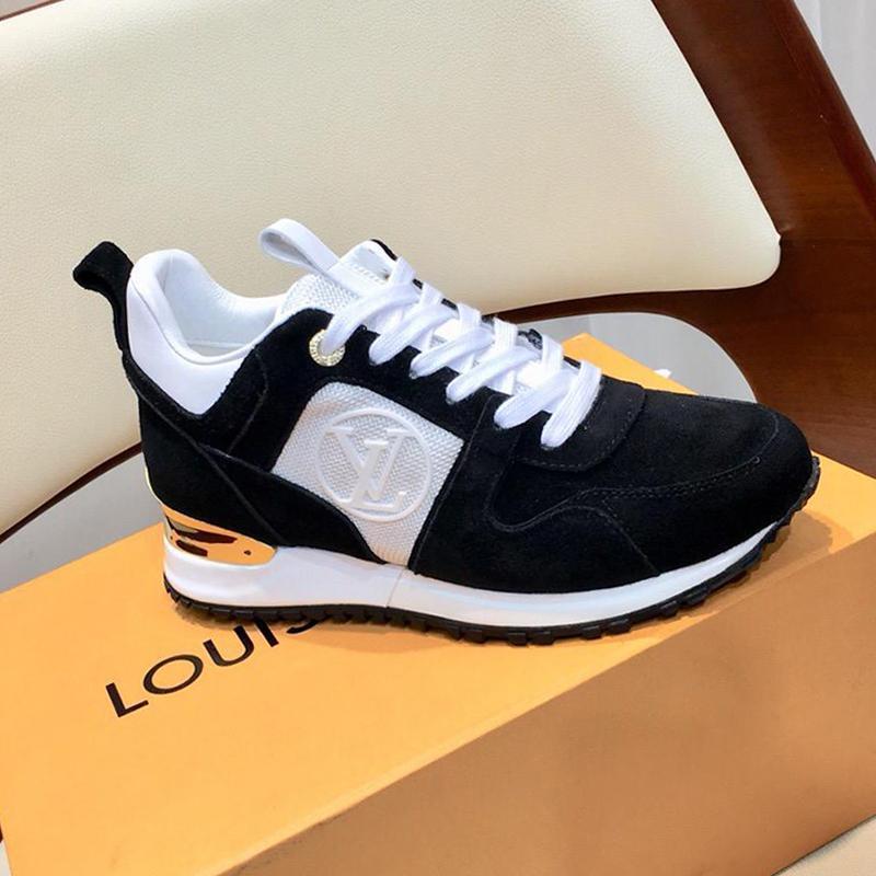 Новый корабль падения Run Away Sneaker Женская обувь осень и зима Винтажная обувь высокого качества шнурка -До Low Top Casual Женская обувь Zapatos De Mujer