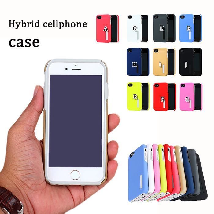 de alta calidad caja del teléfono móvil de TPU + PC híbrida dura armadura chockproof contraportada inteligente protector del teléfono móvil para Samsung s8 además iphone X
