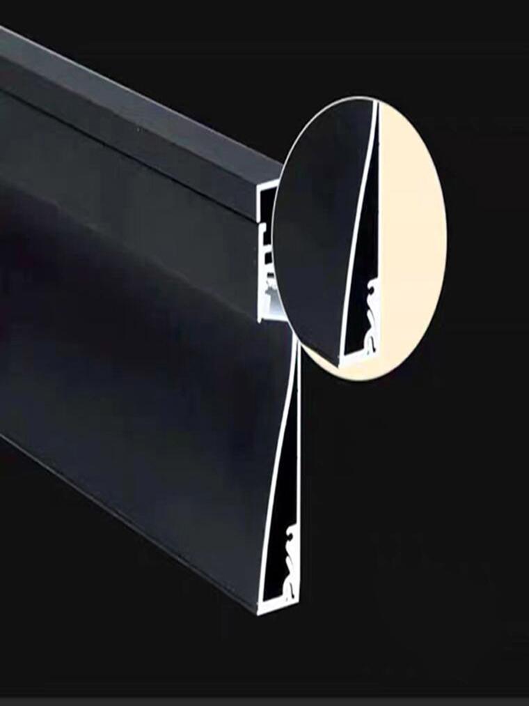 Free Shipping Customised Led Strip Aluminum Profile/ Mounted Aluminum Housing Slim Linear Profile Led Channel