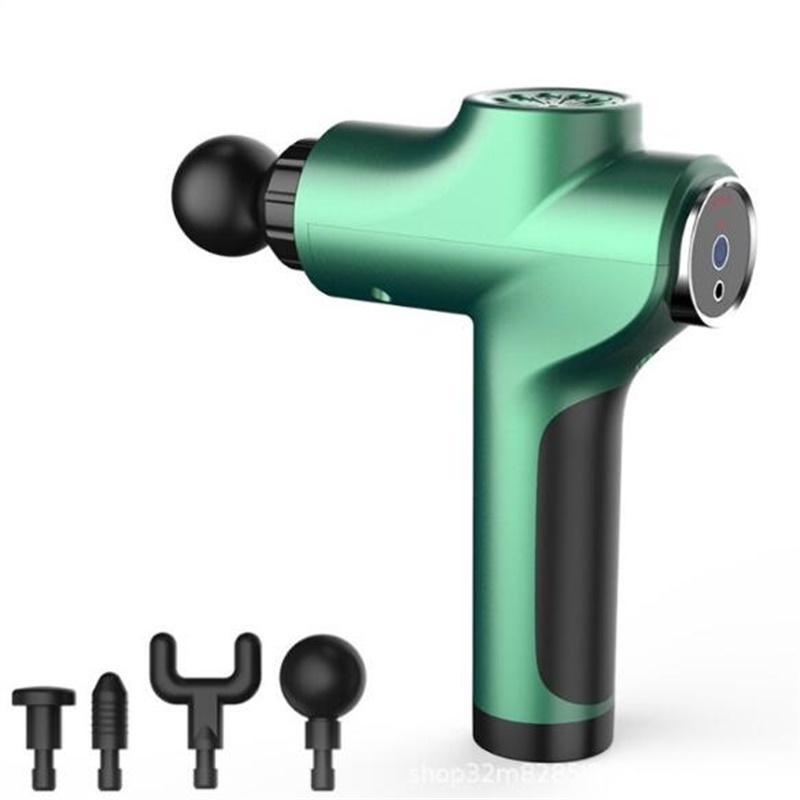 USB ricaricabile fasciale pistola fitness rilassante muscolare pistola impatto massaggiatore Esercizio recupero fascia afferrare Massaggi