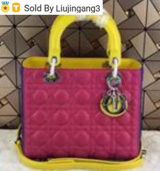 Liujingang3 44550 rosa rosso giallo viola Top Manico Boston Totes spalla Crossbody Borse Cinture Borse Zaini Mini Bag Deposito Lifestyle