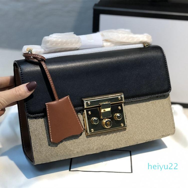 DesignerNew 패션 가방 디자이너 명품 핸드백 어깨 가방 고품질의 여성 크로스 바디 백 야외 레저 쇼핑 가방 무료 배송