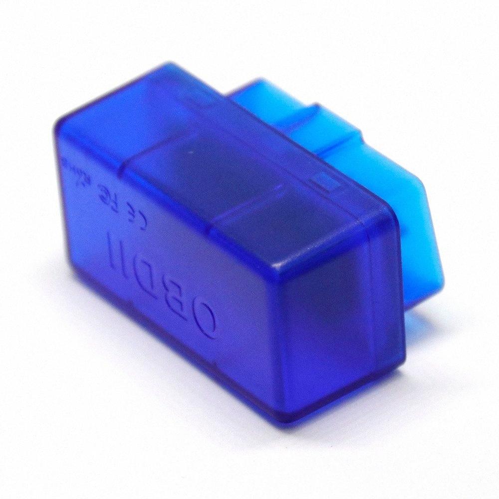 50pcs/lot B02 V2.1 Diagnostic Interface Super mini elm327 V1.5 with PIC25K80 Chip ELM327 V1.5 OBD2 OBDII Car Scanner Tools kcPZ#