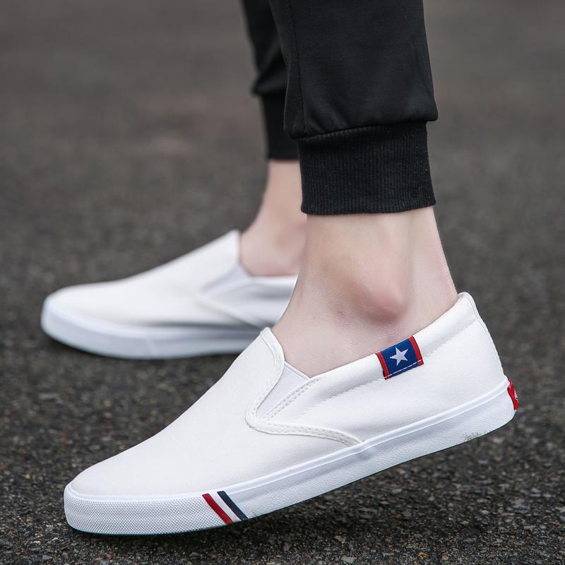 Men Canvas Shoes Summer Men Casual