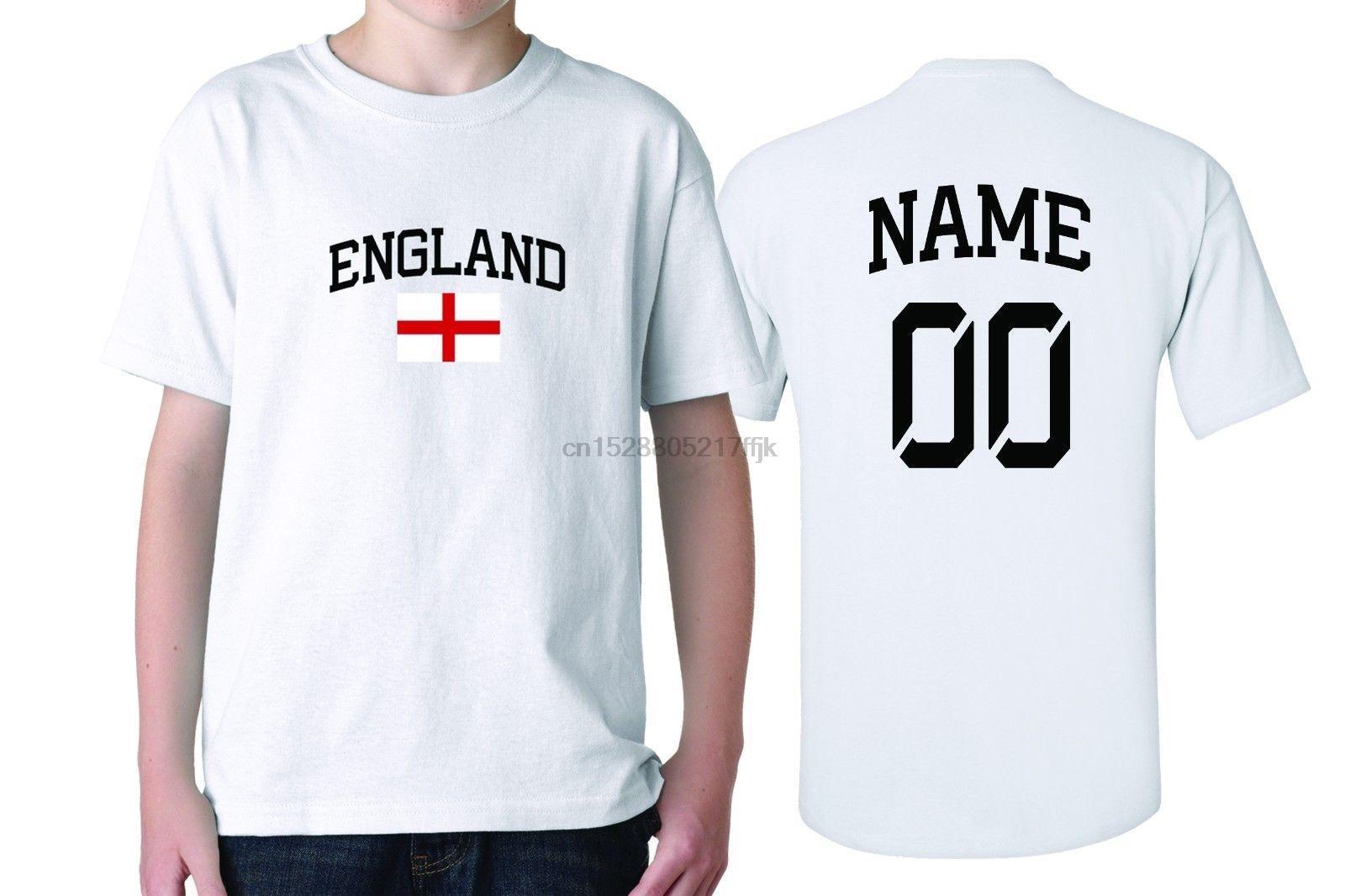 Erkekler Tees 2020 Yaz Moda Yeni O-Boyun Tee Gömlek İngiltere Tee Gömlek Bayrak Tişörtlü Ülke Tişörtlü Toptan Tops