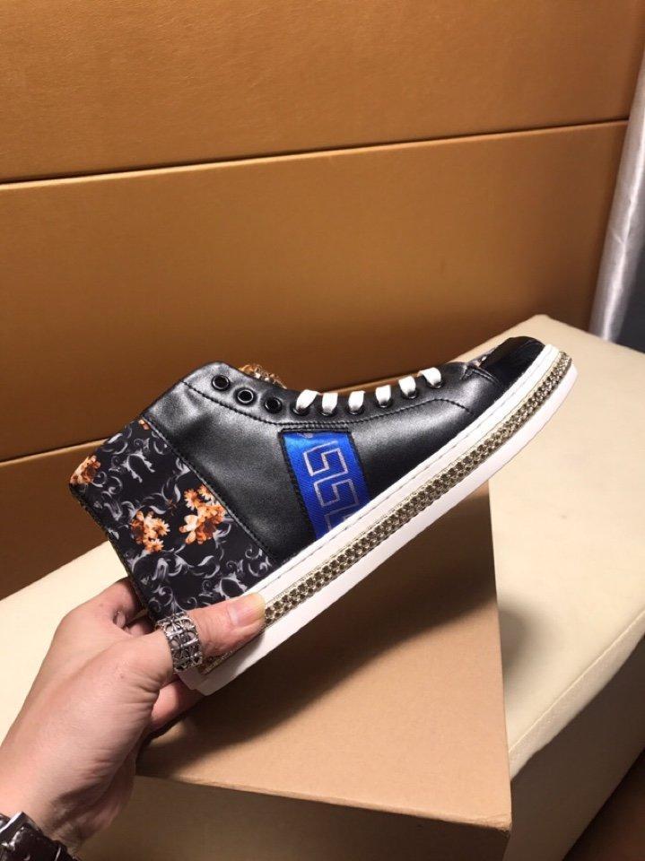 2020p тенденции моды кожаные мужские ботинки высокой, чтобы помочь удобные ботинки, дикие виды спорта на открытом воздухе кроссовки, оригинальная коробка packagin