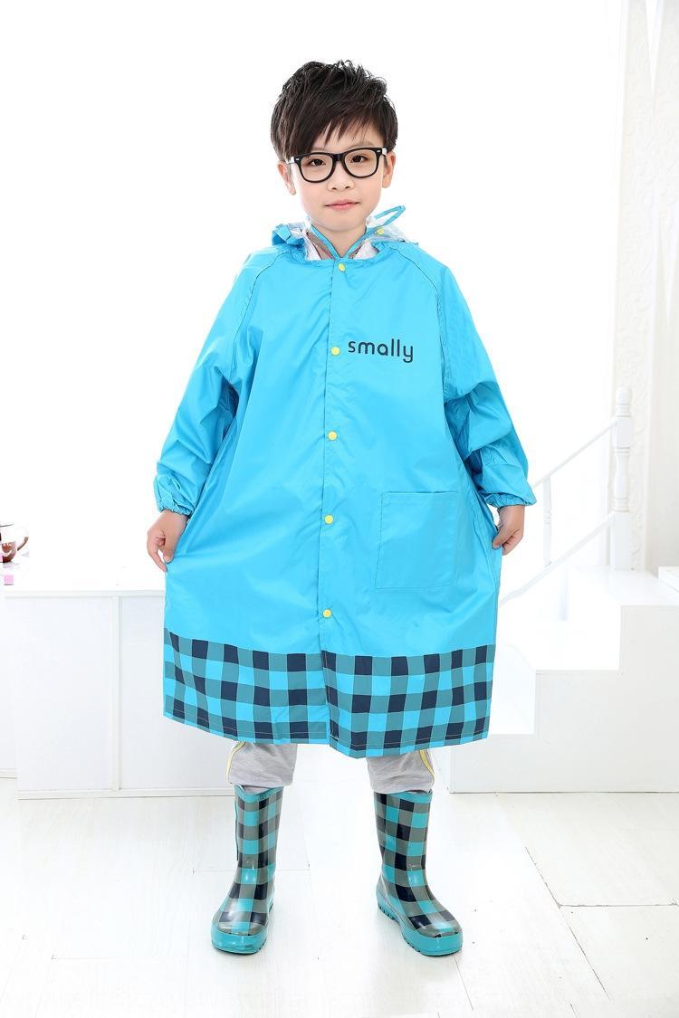 smally capa de quatro cores das crianças poncho disponíveis smally quatro cores das crianças Manto capa capa de chuva poncho disponíveis