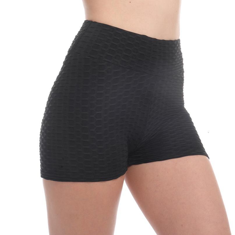 Leggins Kadınlar Yüksek Bel Jakarlı Spor Pantolon Kısa Kabarcık Tozluklar 2020 Yeni Fitness Tozluklar Kadınlar jeggings Legins