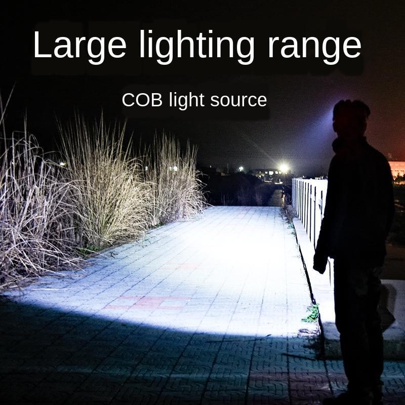 Nuovi fari piccola headsmall testa-montata pesca Flash Night Fishing campeggio Flash fari Mini fari funzionano X5HGt luce