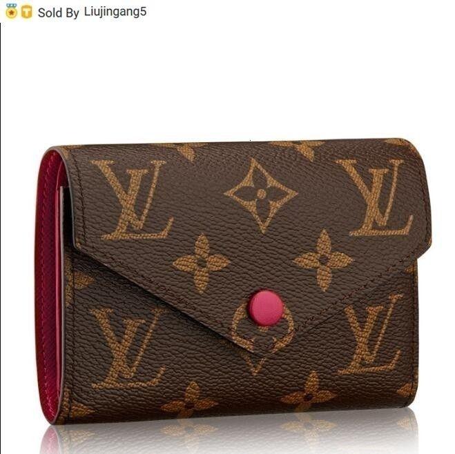 Liujingang5 438 Пресбиопии / красный Короткий тридцатикратный Кнопка бумажник Victorinem Брауны Тотализаторов сумка на ремень сумка рюкзаки кошельки Кошелек
