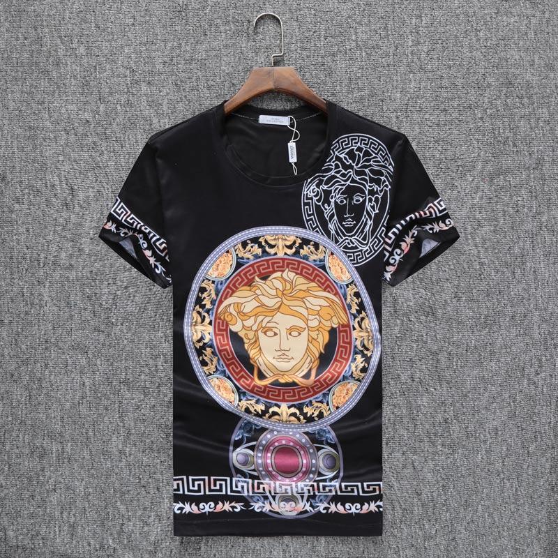Cool Summer Mens T Shirt Casual Street Wear Hommes Mode Hiphop Rap étoile froide T-shirt manches courtes en coton Sport Tee Top Vintage T-shirt d8