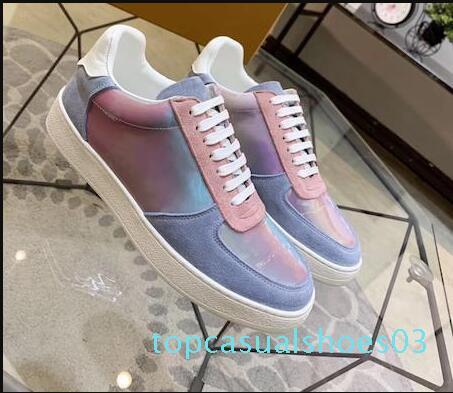 Hotsale t0220 Rivoli zapatilla de deporte de arranque de alta formadores de arranque para hombres y mujeres bajo-top del cuero de zapatos t02