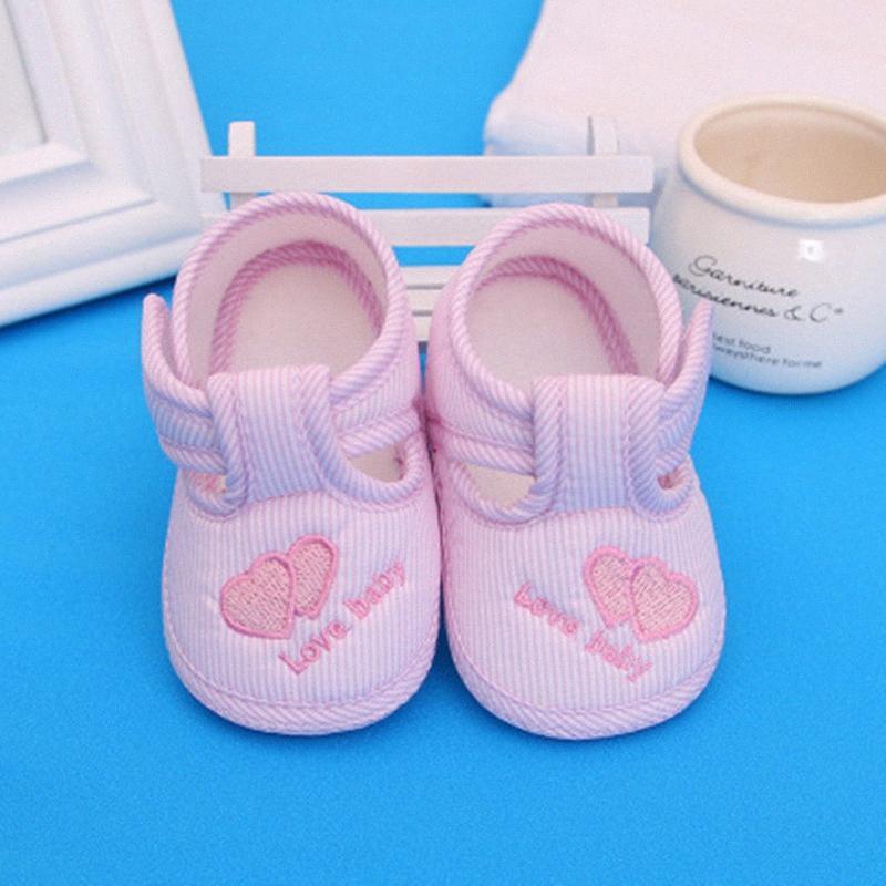 Bebê calçados para meninas macia Shoe 2020 Primavera da criança do bebê da criança meninas recém-nascidas Shoes Primeira Walker E35S #