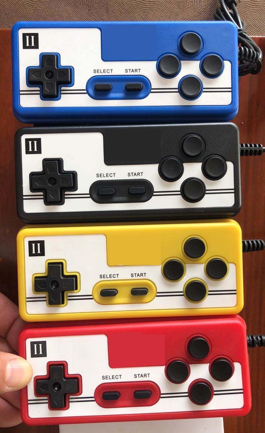الروبوت مايكرو USB تحكم التوصيل 1M لعبة المقود جيم ب اكسسوارات الألعاب للSUP 400 في 1 المحمولة ريترو أنظمة تشغيل لاعبين