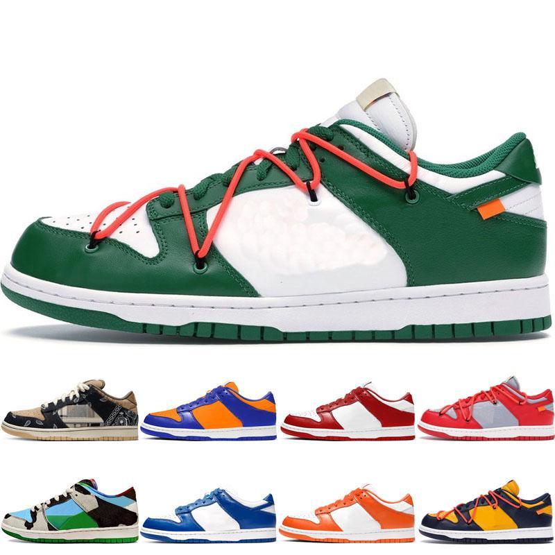 Lo nuevo zapatillas deportivas para hombre Runner zapato para mujer Dunk artículo 2 Negro Negro Diamante cemento Brasil Campos Chunky Dunky verde Langosta Des Chaussures