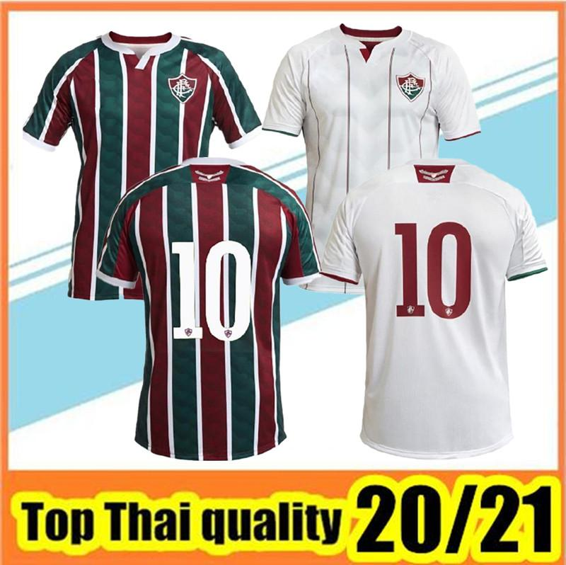 New 2020 2021 Генрике Футбол Джетки Evanilson PH Ganso Home Away Away Camisa de Futebol 20/21 Бразильский клуб Футбол Джерси Футбольная Рубашка ЮНИФО