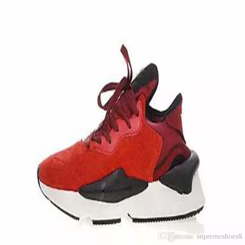 Kaiwa Chunky Açık Ayakkabı patik AN8 Koşu Ayakkabı Sıcak Satış Y3 Kaiwa Chunky Spor Sneakers Eğitimi Koşu