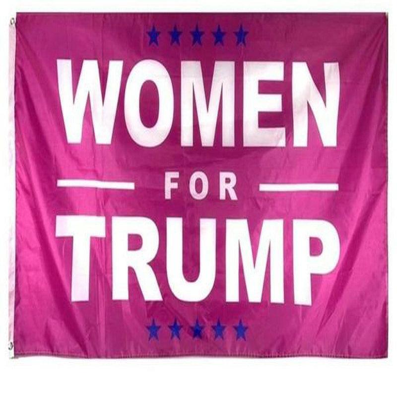 Trump Para Trump White Flag 2020 Donald Apoio Two Dynasty X Com 5 pés 3 Mais nenhuma bandeira Presidente Kaiyuan Bandeiras xHcqd home2005