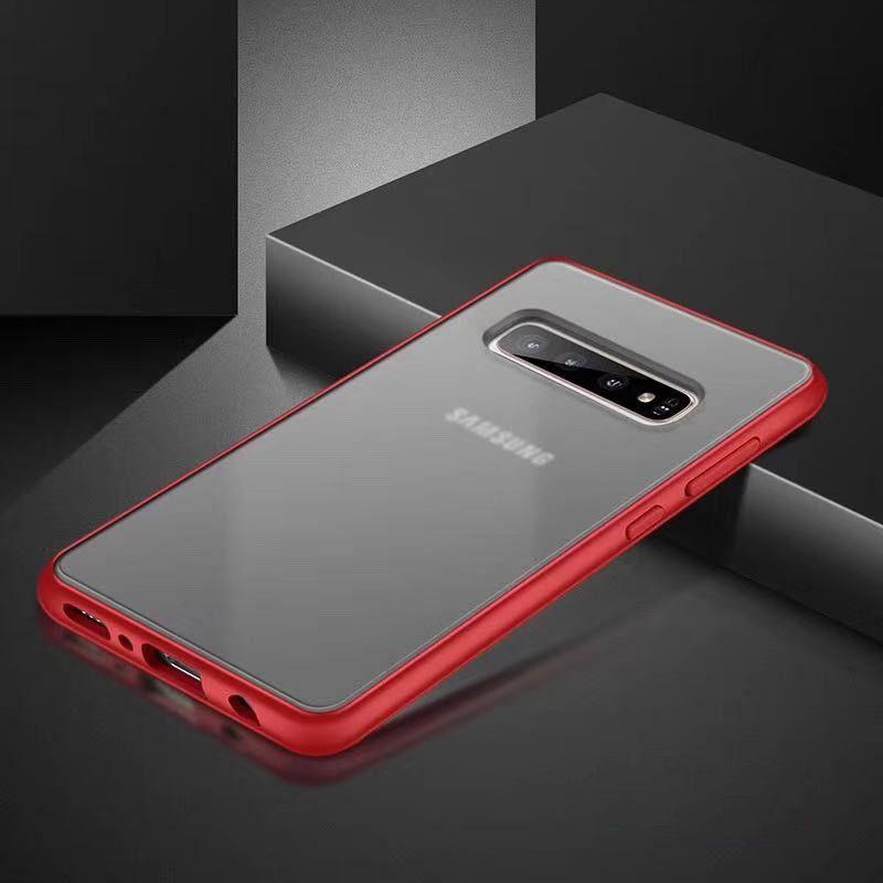Per OPPO A5 A9 Case Cover Phone 2020 AX7 A5S A3S Realme C2 Micro Grinding Slim Cancella Frosted antiurto Bumper
