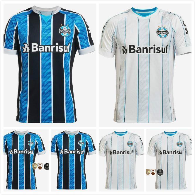 2020-2021 Gremio Home//Away  Soccer Jersey T shirt