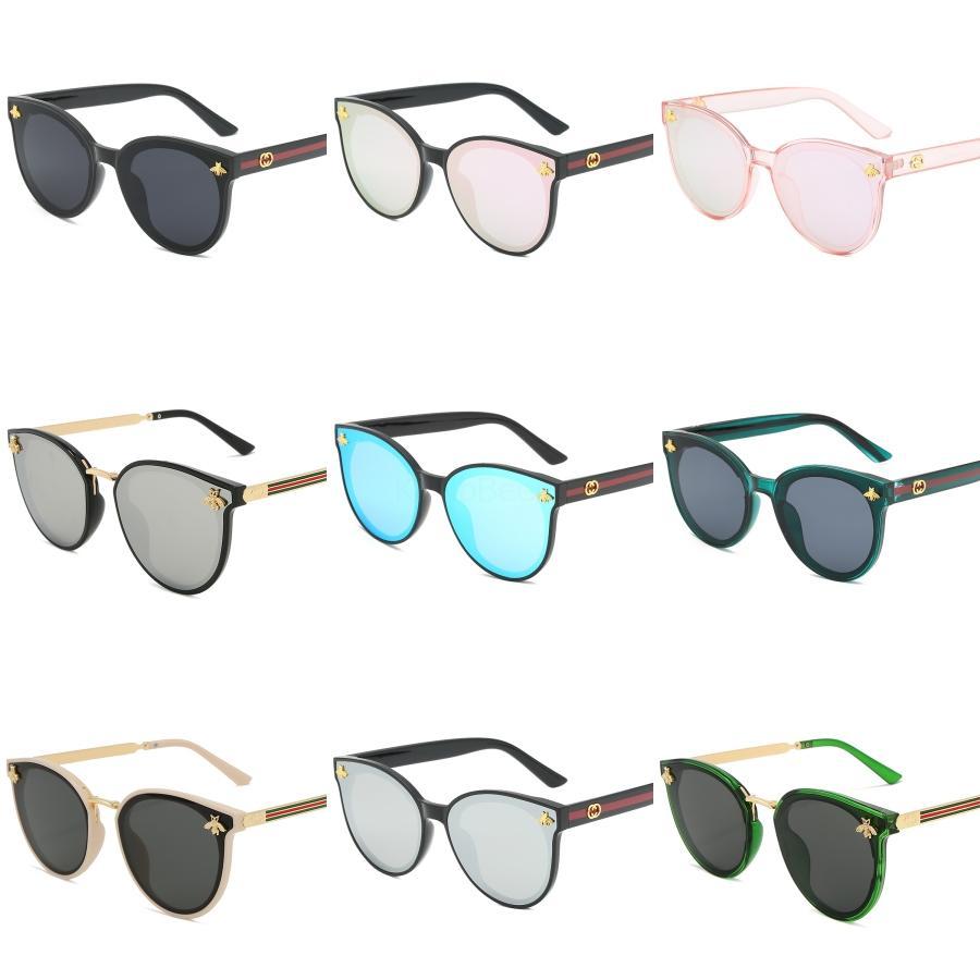 Moda Kare Şeklinde Şeffaf Şeker Renkli Tek Parça Güneş Shades Gözlük Gradyan Şeffaf Çerçevesiz Gözlük Kadınlar Aksesuar Hediye # 201