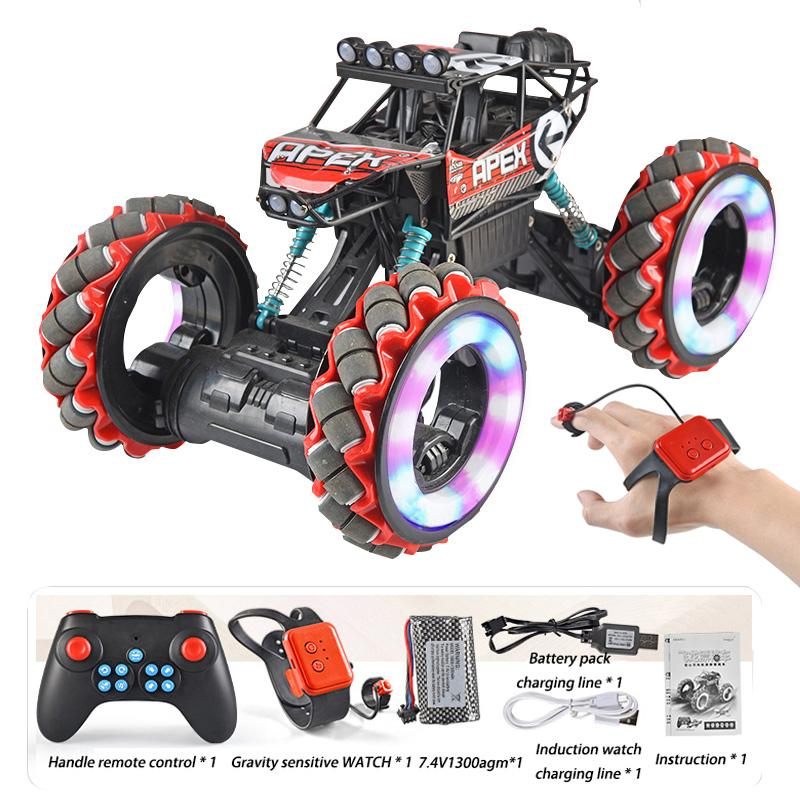 1 12 4wd Rc Car Updated Version 2 4g Radio Control Rc Car Toys Remote Control Car Trucks Off Road Trucks Boys Toys For Children Car Toys Remote Control Radio Controlled Model Cars From