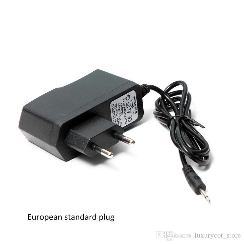 Tırnak Sanat Matkap Güç Adaptörü ABD, AB UK AU USB Makinesi AC / DC Dönüştürücü Pedikür Döner Araçlar Elektrik Kablosu Matkap Manikür