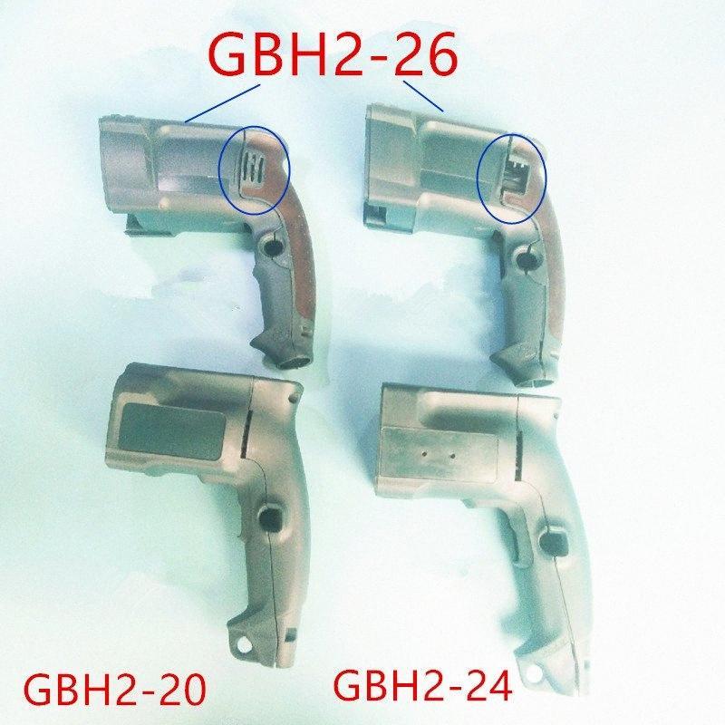 Shell Substituir Para Bosch GBH2-20 GBH2-24 GBH2-26 GBH2-28 martelo elétrico broca Impact Power Tool Acessórios elétrica ferramentas parte Gx7s #